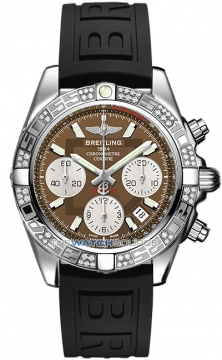 Breitling Chronomat 41 Mens watch, model number - ab0140aa/q583-1pro3t, discount price of £7,490.00 from The Watch Source