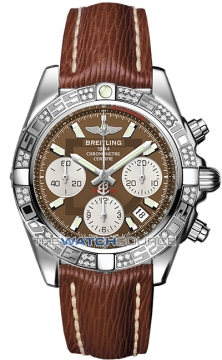 Breitling Chronomat 41 Mens watch, model number - ab0140aa/q583-2lts, discount price of £7,510.00 from The Watch Source