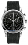 Breitling Transocean Chronograph 43mm ab015212/ba99-1ft watch