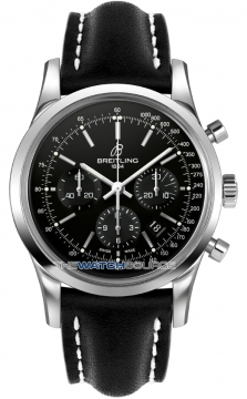 Breitling Transocean Chronograph 43mm Mens watch, model number - ab015212/ba99-1lt, discount price of £5,050.00 from The Watch Source