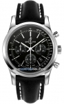 Breitling Transocean Chronograph 43mm ab015212/ba99-1ld watch