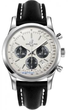 Breitling Transocean Chronograph 43mm ab015212/g724-1LT watch
