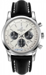 Breitling Transocean Chronograph 43mm ab015212/g724-1LT watch