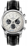 Breitling Transocean Chronograph 43mm ab015212/g724-1cd watch