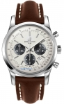 Breitling Transocean Chronograph 43mm ab015212/g724-2LT watch