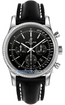 Breitling Transocean Chronograph 43mm Mens watch, model number - ab015253/ba99-1ft, discount price of £8,540.00 from The Watch Source