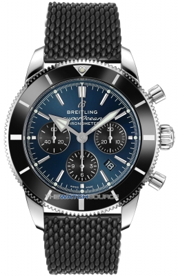 Breitling Superocean Heritage II Chronograph 44 ab0162121c1s1 watch