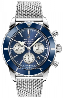 Breitling Superocean Heritage II Chronograph 44 ab0162161c1a1 watch