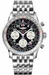 Breitling Navitimer Cosmonaute ab021012/bb59-ss watch