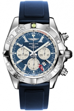 Breitling Chronomat GMT Mens watch, model number - ab041012/c834-3pro2t, discount price of £5,770.00 from The Watch Source