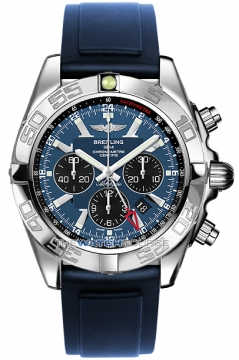 Breitling Chronomat GMT Mens watch, model number - ab041012/c835-3pro2d, discount price of £5,970.00 from The Watch Source