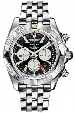 Breitling Chronomat GMT Mens watch, model number - ab041012/ba69-ss, discount price of £6,510.00 from The Watch Source