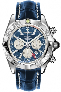 Breitling Chronomat GMT Mens watch, model number - ab041012/c834-3ct, discount price of £6,000.00 from The Watch Source