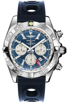 Breitling Chronomat GMT Mens watch, model number - ab041012/c834-3or, discount price of £5,910.00 from The Watch Source