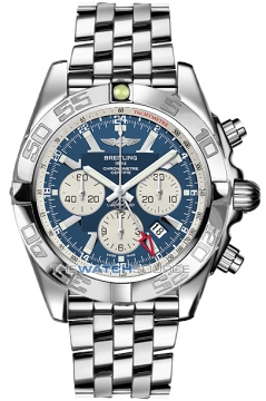 Breitling Chronomat GMT Mens watch, model number - ab041012/c834-ss, discount price of £6,510.00 from The Watch Source