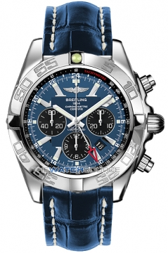 Breitling Chronomat GMT Mens watch, model number - ab041012/c835-3cd, discount price of £6,160.00 from The Watch Source