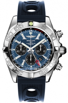 Breitling Chronomat GMT Mens watch, model number - ab041012/c835-3or, discount price of £5,910.00 from The Watch Source