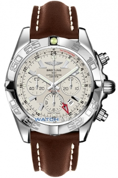 Breitling Chronomat GMT Mens watch, model number - ab041012/g719-2lt, discount price of £5,760.00 from The Watch Source