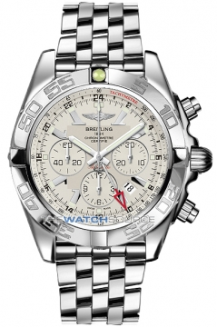 Breitling Chronomat GMT Mens watch, model number - ab041012/g719-ss, discount price of £6,510.00 from The Watch Source