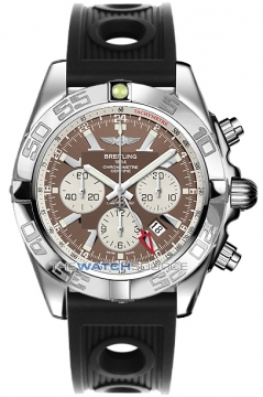 Breitling Chronomat GMT Mens watch, model number - ab041012/q586-1or, discount price of £5,910.00 from The Watch Source