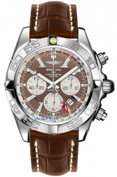 Breitling Chronomat GMT Mens watch, model number - ab041012/q586-2cd, discount price of £6,160.00 from The Watch Source