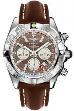 Breitling Chronomat GMT Mens watch, model number - ab041012/q586-2lt, discount price of £5,760.00 from The Watch Source