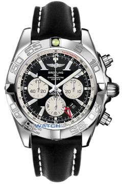 Breitling Chronomat GMT Mens watch, model number - ab041012/ba69-1ld, discount price of £5,748.00 from The Watch Source