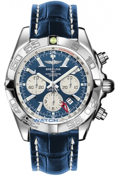 Breitling Chronomat GMT Mens watch, model number - ab041012/c834-3cd, discount price of £6,160.00 from The Watch Source