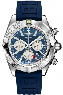 Breitling Chronomat GMT Mens watch, model number - ab041012/c834-3pro3t, discount price of £5,670.00 from The Watch Source