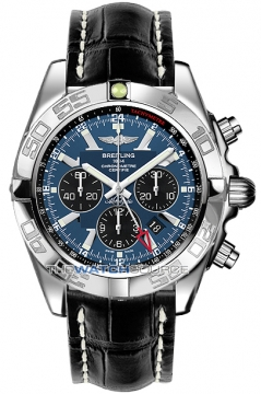 Breitling Chronomat GMT Mens watch, model number - ab041012/c835-1ct, discount price of £6,000.00 from The Watch Source