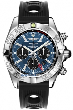Breitling Chronomat GMT Mens watch, model number - ab041012/c835-1or, discount price of £5,910.00 from The Watch Source