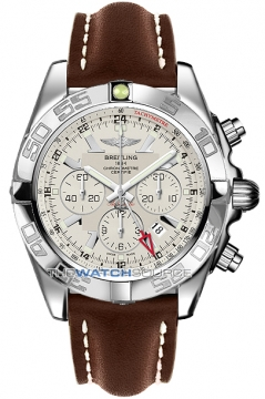 Breitling Chronomat GMT Mens watch, model number - ab041012/g719-2ld, discount price of £5,748.00 from The Watch Source