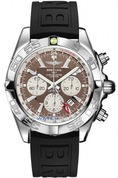 Breitling Chronomat GMT Mens watch, model number - ab041012/q586-1pro3t, discount price of £5,670.00 from The Watch Source