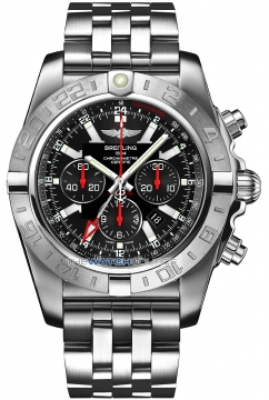 Breitling Chronomat GMT Mens watch, model number - ab041210/bb48-ss, discount price of £6,830.00 from The Watch Source