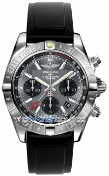 Breitling Chronomat 44 GMT Mens watch, model number - ab042011/f561-1pro2d, discount price of £5,970.00 from The Watch Source