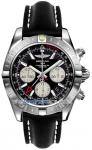 Breitling Chronomat 44 GMT ab042011/bb56-1lt watch