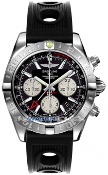 Breitling Chronomat 44 GMT Mens watch, model number - ab042011/bb56-1or, discount price of £5,900.00 from The Watch Source