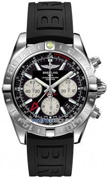 Breitling Chronomat 44 GMT Mens watch, model number - ab042011/bb56-1pro3t, discount price of £5,710.00 from The Watch Source
