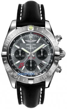 Breitling Chronomat 44 GMT Mens watch, model number - ab042011/f561-1ld, discount price of £5,814.00 from The Watch Source