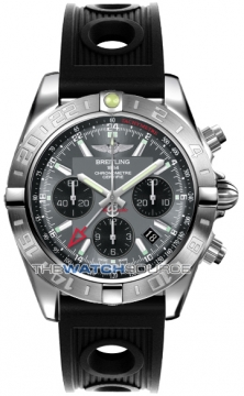 Breitling Chronomat 44 GMT Mens watch, model number - ab042011/f561-1or, discount price of £5,805.00 from The Watch Source