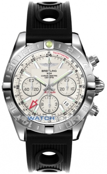 Breitling Chronomat 44 GMT Mens watch, model number - ab042011/g745-1or, discount price of £5,900.00 from The Watch Source
