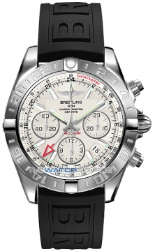 Breitling Chronomat 44 GMT Mens watch, model number - ab042011/g745-1pro3d, discount price of £5,900.00 from The Watch Source