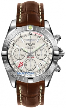 Breitling Chronomat 44 GMT Mens watch, model number - ab042011/g745-2cd, discount price of £6,150.00 from The Watch Source