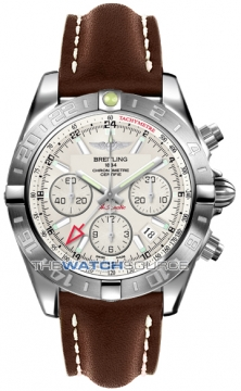Breitling Chronomat 44 GMT Mens watch, model number - ab042011/g745-2lt, discount price of £5,750.00 from The Watch Source