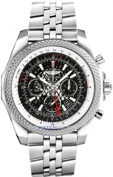 Breitling Bentley B04 GMT Mens watch, model number - ab043112/bc69-ss, discount price of £8,220.00 from The Watch Source