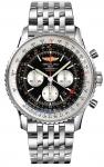 Breitling Navitimer GMT ab044121/bd24-ss watch