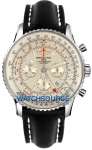 Breitling Navitimer GMT ab044121/g783-1lt watch