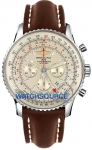 Breitling Navitimer GMT ab044121/g783-2lt watch
