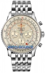 Breitling Navitimer GMT ab044121/g783-ss watch