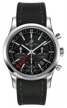 Breitling Transocean Chronograph GMT Mens watch, model number - ab045112/bc67-1ft, discount price of £5,870.00 from The Watch Source